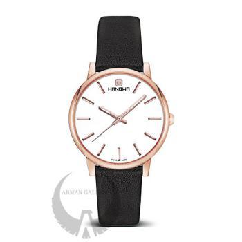 ساعت مچی مردانه هانوا مدل 16-4037.09.001