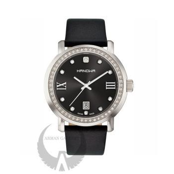 ساعت مچی زنانه هانوا مدل 16-6026.04.007
