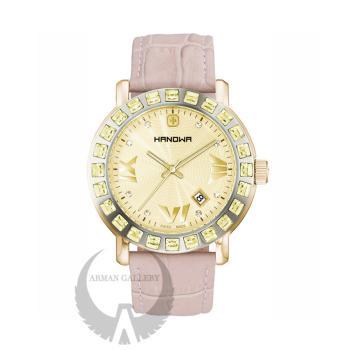 ساعت مچی زنانه هانوا مدل 16-6028.02.002