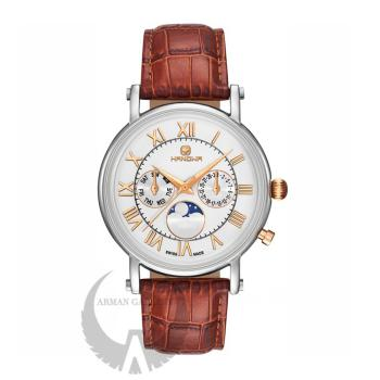 ساعت مچی مردانه هانوا مدل 16-6059.12.001.05