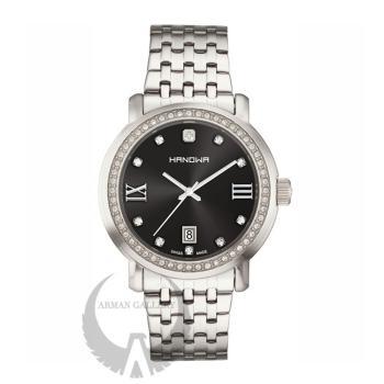ساعت مچی زنانه هانوا مدل 16-7026.04.007