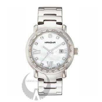 ساعت مچی زنانه هانوا مدل 16-7027.04.001