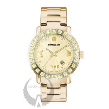 ساعت مچی زنانه هانوا مدل 16-7028.02.002