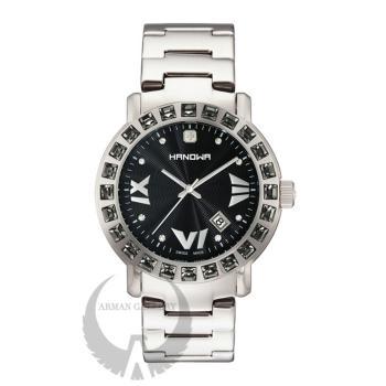 ساعت مچی زنانه هانوا مدل 16-7028.04.007