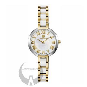 ساعت مچی زنانه هانوا مدل 16-7057.55.001