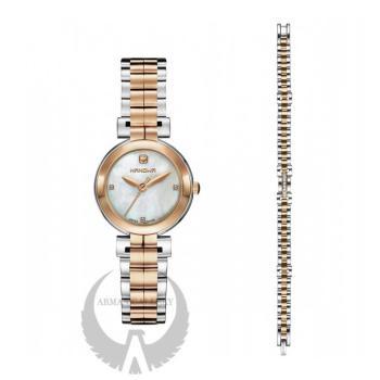 ساعت مچی زنانه هانوا مدل 16-8006.12.001set
