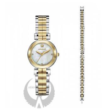 ساعت مچی زنانه هانوا مدل 16-8006.55.001set