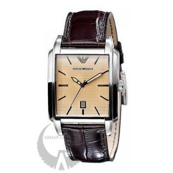 ساعت مچی مردانه امپریو آرمانی مدل AR0477