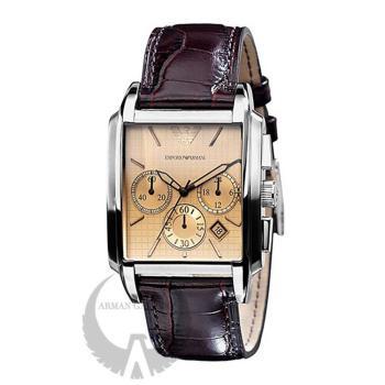ساعت مچی مردانه امپریو آرمانی مدل AR0479