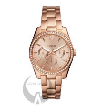 ساعت مچی زنانه  فسیل مدل ES4315