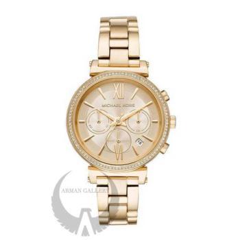 ساعت مچی زنانه مایکل کورس مدل MK6559