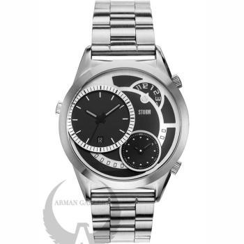 ساعت مچی مردانه استورم مدل ST4662/BK