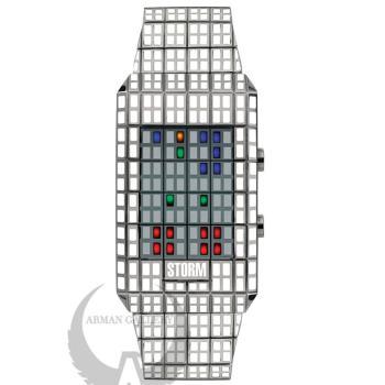ساعت مچی مردانه استورم مدل ST4670/W