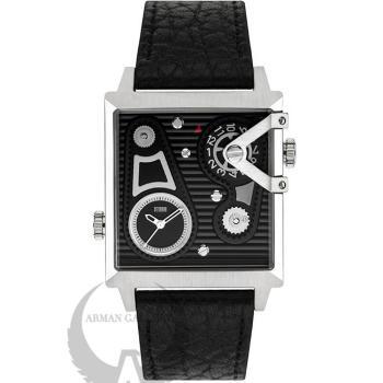 ساعت مچی مردانه استورم مدل ST47201/BK