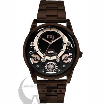 ساعت مچی مردانه استورم مدل ST47228/BR