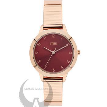 ساعت مچی زنانه استورم مدل ST 47291/R