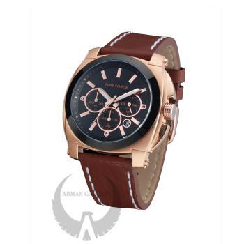 ساعت مچی مردانه تایم فورس مدل TF3259M11