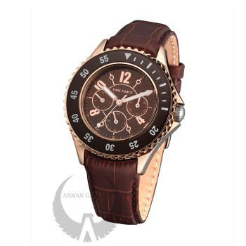 ساعت مچی مردانه تایم فورس مدل TF3300L14