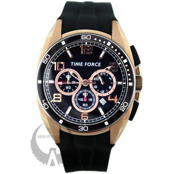 ساعت مچی مردانه تایم فورس مدل TF3315M11
