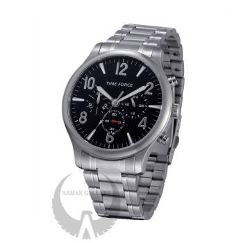 ساعت مچی مردانه تایم فورس مدل TF3350M01M