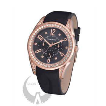 ساعت مچی زنانه تایم فورس مدل TF3375L15