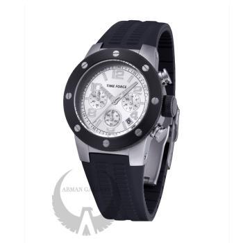 ساعت مچی مردانه تایم فورس مدل TF4004M02