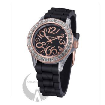 ساعت مچی زنانه تایم فورس مدل TF4006L15