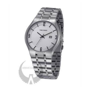 ساعت مچی مردانه تایم فورس مدل TF4012M02M