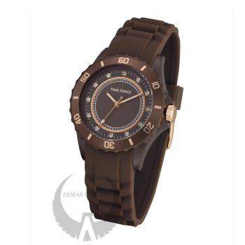 ساعت مچی زنانه تایم فورس مدل TF4024L15