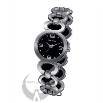ساعت مچی زنانه تایم فورس مدل TF4093L01M