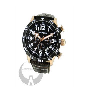 ساعت مچی مردانه تایم فورس مدل TF4102M11