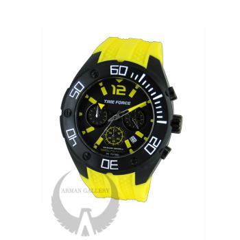 ساعت مچی مردانه تایم فورس مدل TF4145M09