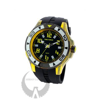 ساعت مچی مردانه تایم فورس مدل TF4147M09