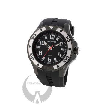 ساعت مچی مردانه تایم فورس مدل TF4147M11