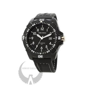 ساعت مچی مردانه تایم فورس مدل TF4149M11