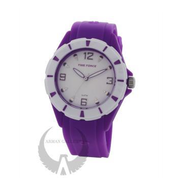 ساعت مچی زنانه تایم فورس مدل TF4152L08
