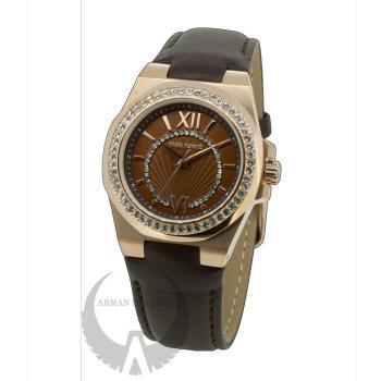 ساعت مچی زنانه تایم فورس مدل TF4161L15