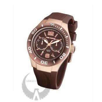 ساعت مچی زنانه تایم فورس مدل TF4181L15
