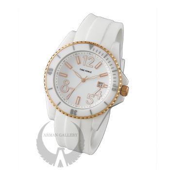 ساعت مچی زنانه تایم فورس مدل TF4186L11