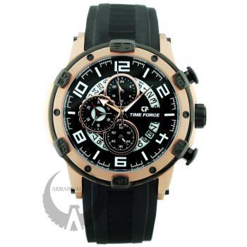ساعت مچی مردانه تایم فورس مدل TFA5010MR01
