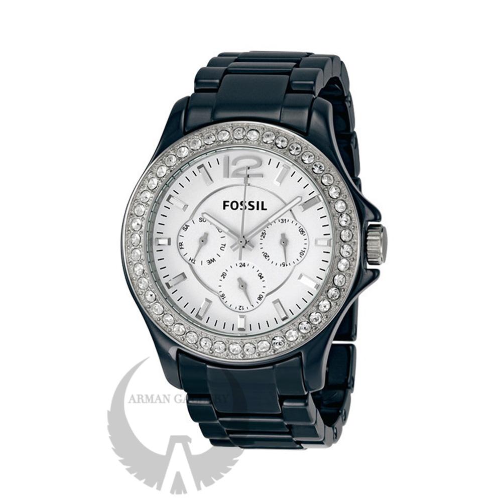 ساعت مچی زنانه  فسیل مدل CE1045