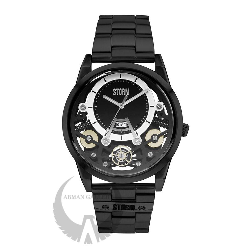 ساعت مچی مردانه استورم مدل ST47228/SL