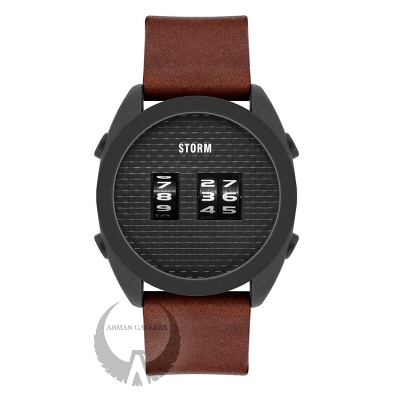 ساعت مچی مردانه استورم مدل ST47415/SL/BR