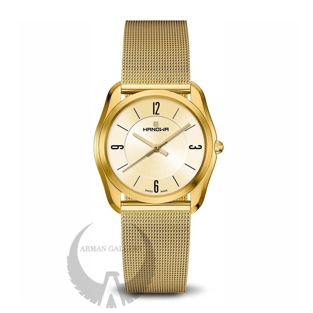 ساعت مچی زنانه هانوا مدل 16-9045.02.002