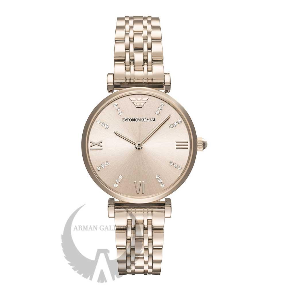 ساعت مچی زنانه امپریو آرمانی مدل AR11059