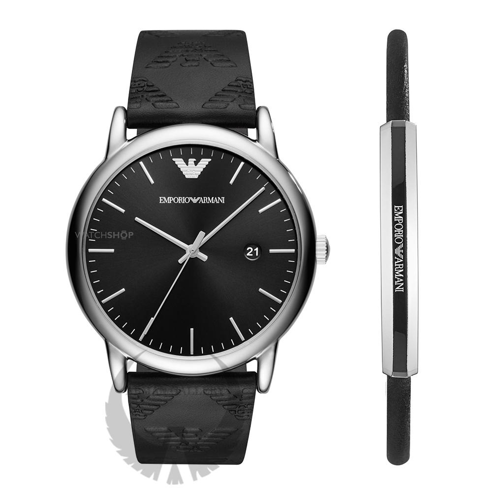 ساعت مچی مردانه امپریو آرمانی مدل AR80012