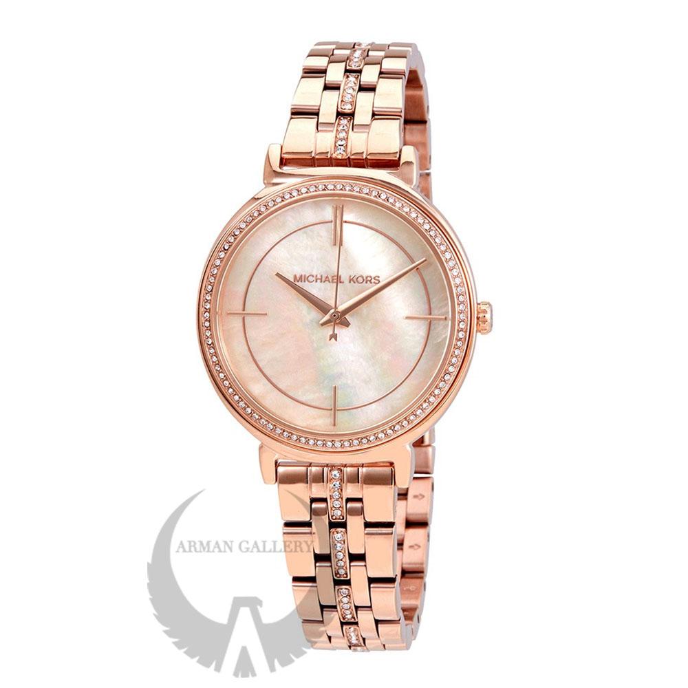 ساعت مچی زنانه مایکل کورس مدل MK3643