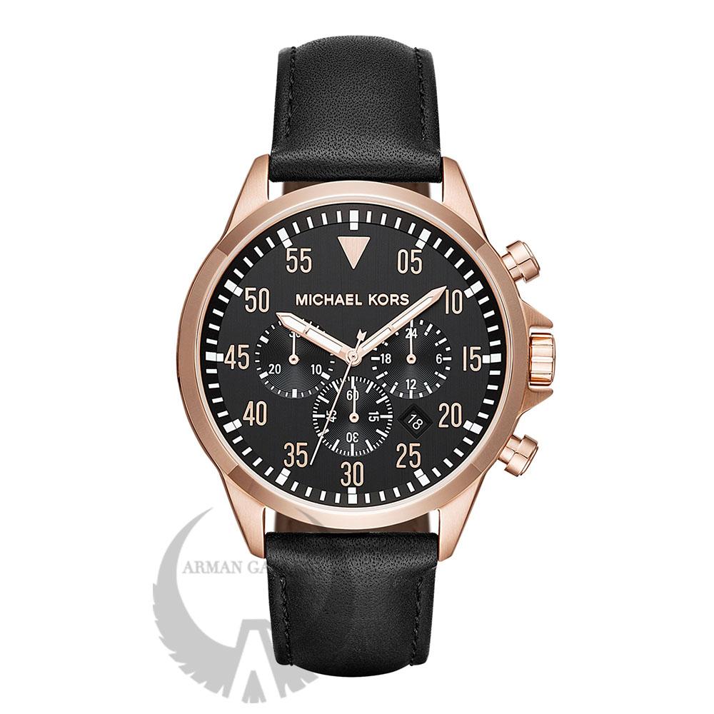 ساعت مچی مردانه مایکل کورس مدل MK8535