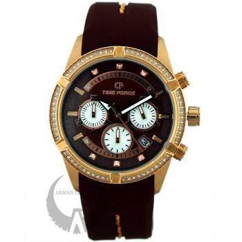 ساعت مچی زنانه تایم فورس مدل TFA7002LRS06